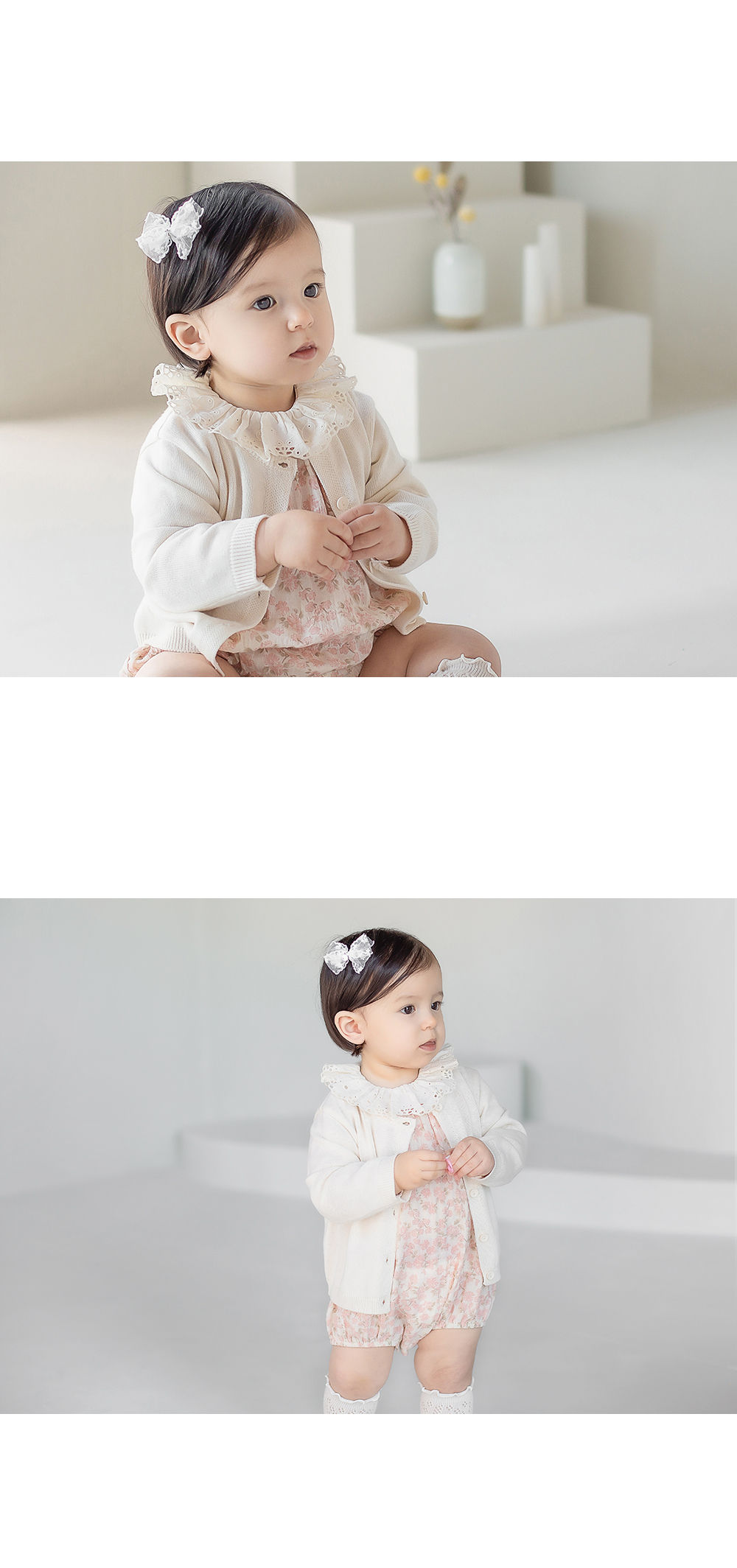 HAPPY PRINCE - Korean Children Fashion - #Kfashion4kids - Vine Knit Cardigan - 5
