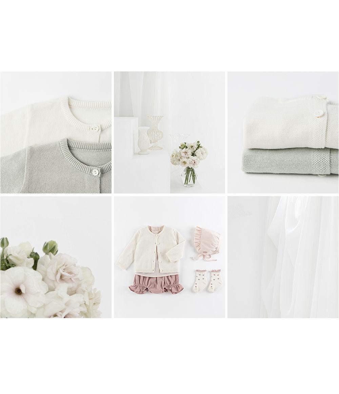 HAPPY PRINCE - Korean Children Fashion - #Kfashion4kids - Vine Knit Cardigan - 6