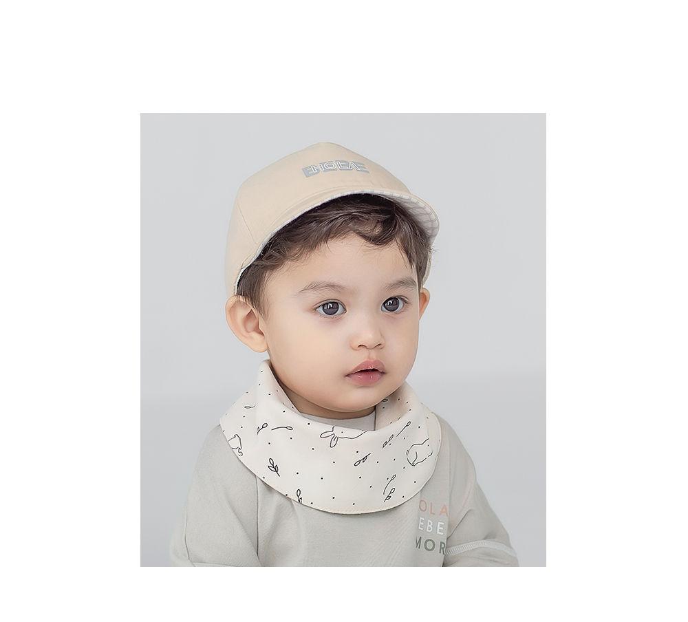 HAPPY PRINCE - Korean Children Fashion - #Kfashion4kids - Bunny Reversible Banana Bib - 3