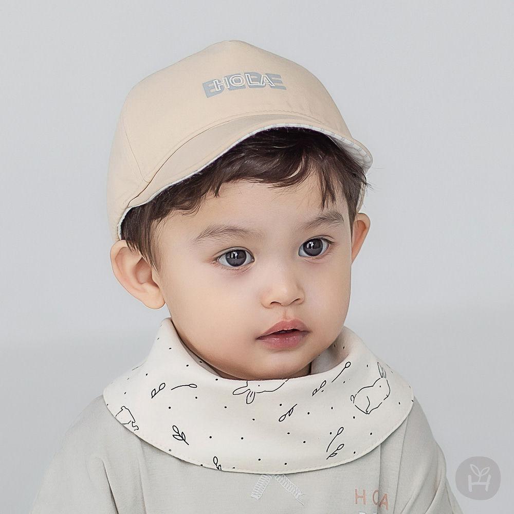 HAPPY PRINCE - BRAND - Korean Children Fashion - #Kfashion4kids - Bunny Reversible Banana Bib
