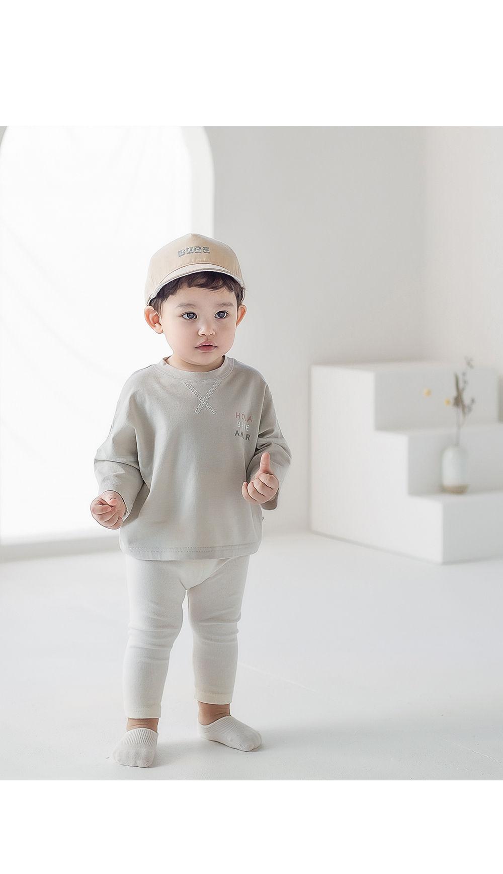 HAPPY PRINCE - Korean Children Fashion - #Kfashion4kids - Macaron Tee - 2