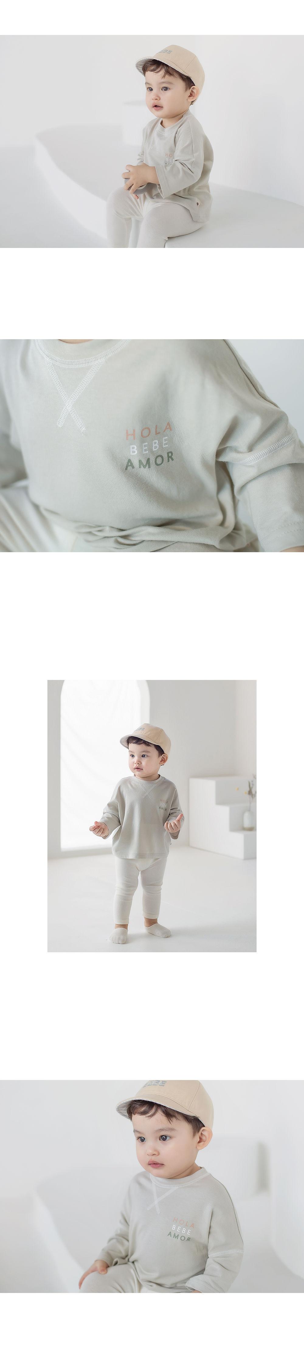 HAPPY PRINCE - Korean Children Fashion - #Kfashion4kids - Macaron Tee - 4
