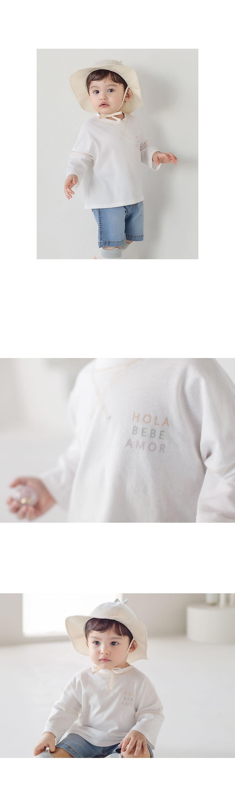 HAPPY PRINCE - Korean Children Fashion - #Kfashion4kids - Macaron Tee - 6