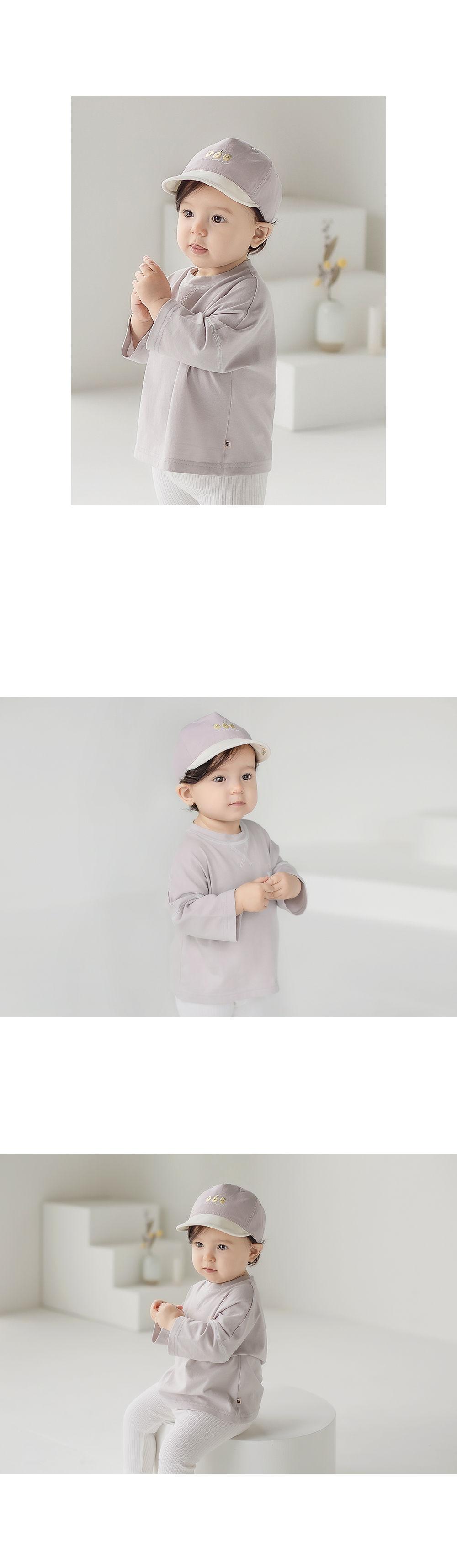HAPPY PRINCE - Korean Children Fashion - #Kfashion4kids - Macaron Tee - 8