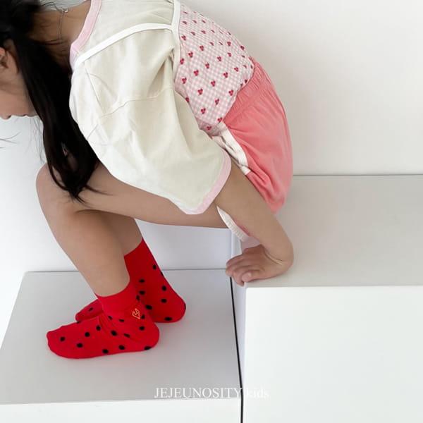 JEJEUNOSITY - Korean Children Fashion - #Kfashion4kids - Pickle Tee - 6