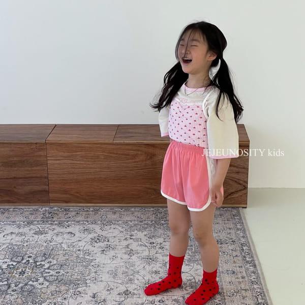 JEJEUNOSITY - Korean Children Fashion - #Kfashion4kids - Pickle Tee - 8