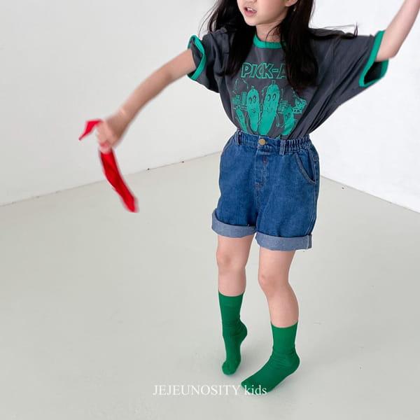 JEJEUNOSITY - Korean Children Fashion - #Kfashion4kids - Pickle Tee - 9
