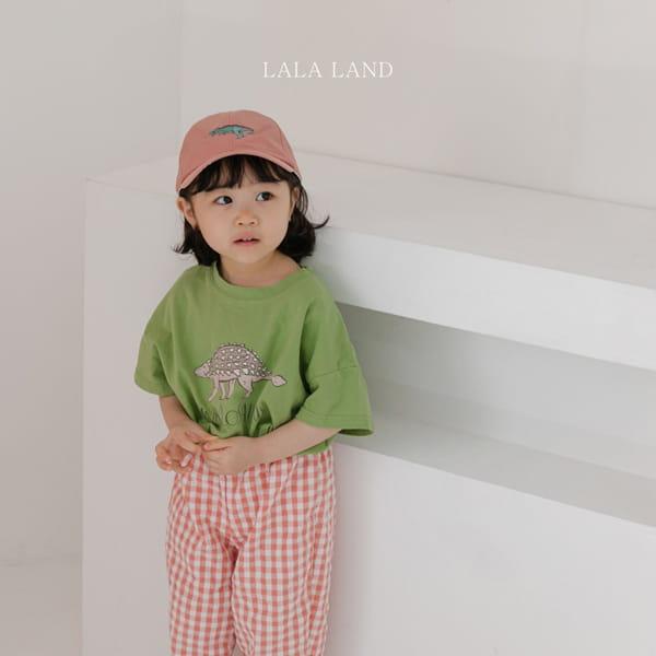LALALAND - Korean Children Fashion - #Kfashion4kids - Summer Dinosaur Tee - 7