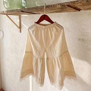 LOVE ROSIE - BRAND - Korean Children Fashion - #Kfashion4kids - Rococo Lace Underpants