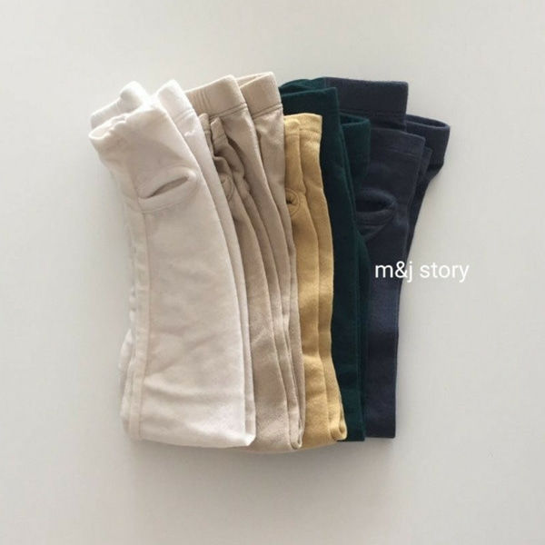 M & J STORY - BRAND - Korean Children Fashion - #Kfashion4kids - Stirrup Leggings