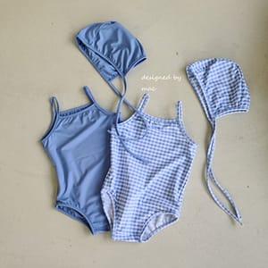 MAC - BRAND - Korean Children Fashion - #Kfashion4kids - Simple Swimwear