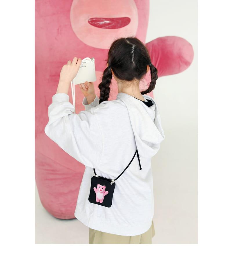 PEACH-CREAM - Korean Children Fashion - #Kfashion4kids - Bellygom Pchees Card Wallrt