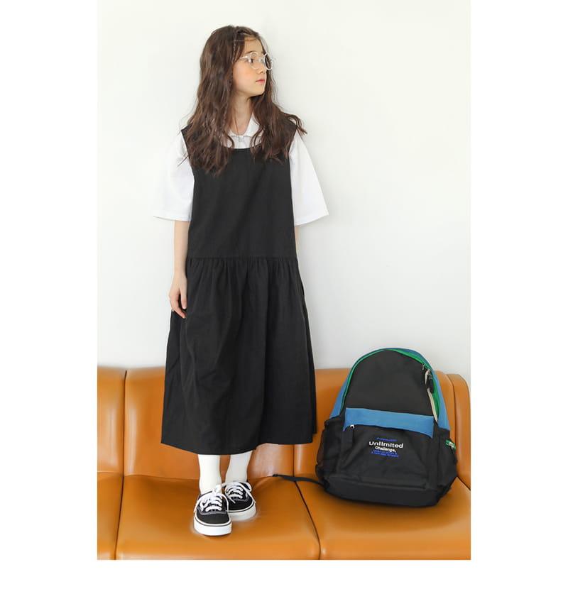 PEACH-CREAM - Korean Children Fashion - #Kfashion4kids - Kelly One-piece