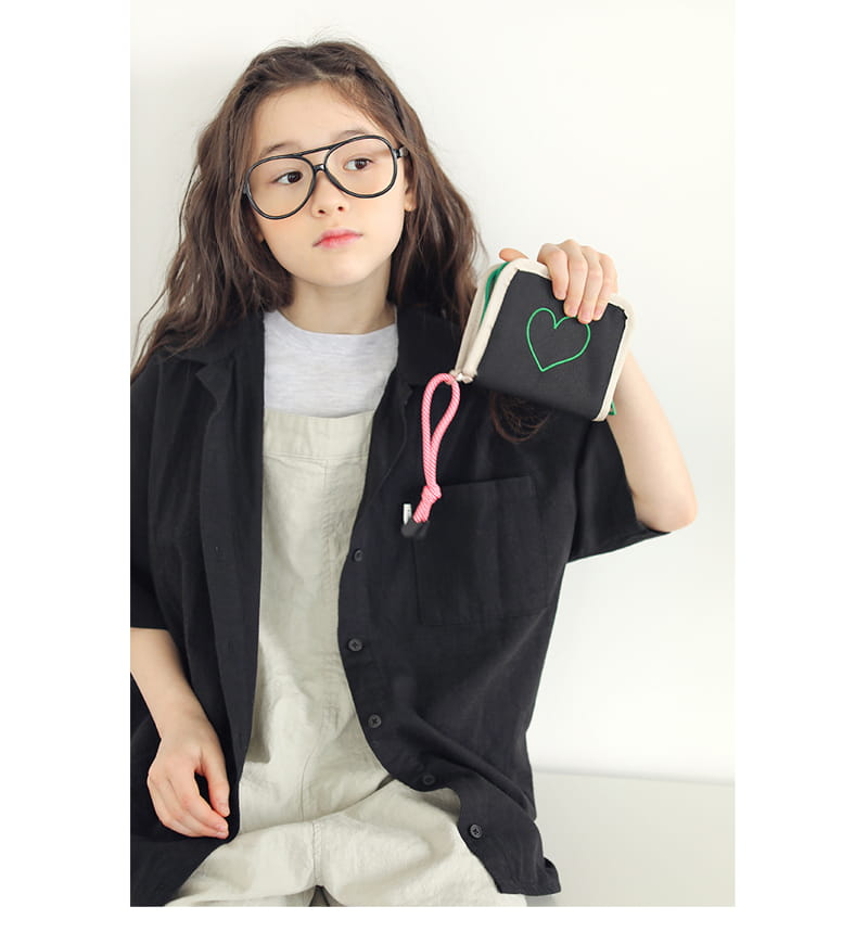PEACH-CREAM - Korean Children Fashion - #Kfashion4kids - Ferrara Wallet
