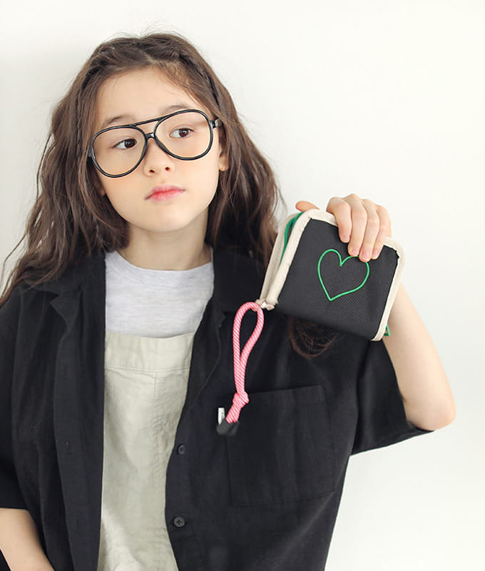 PEACH-CREAM - BRAND - Korean Children Fashion - #Kfashion4kids - Ferrara Wallet