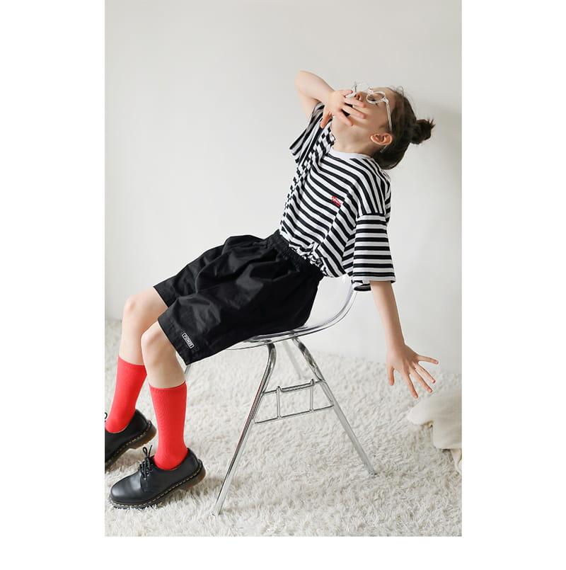 PEACH-CREAM - Korean Children Fashion - #Kfashion4kids - Colorado Tee