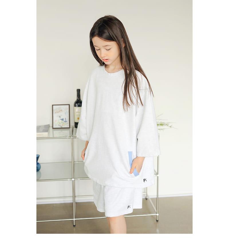 PEACH-CREAM - Korean Children Fashion - #Kfashion4kids - Goslar Tee