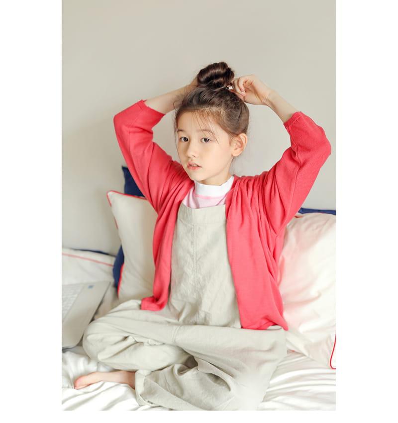 PEACH-CREAM - Korean Children Fashion - #Kfashion4kids - Girona Cardigan