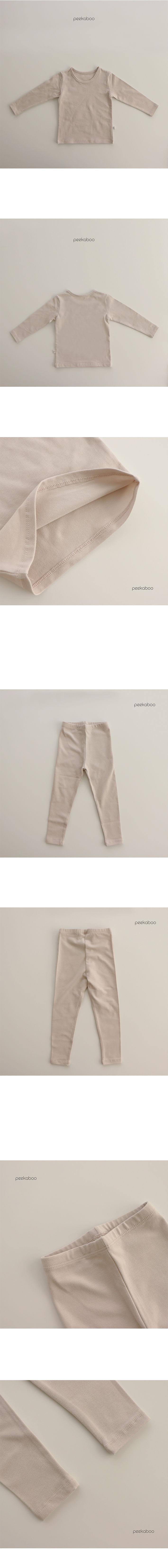 PEEKABOO - Korean Children Fashion - #Kfashion4kids - Nodal Easywear - 2