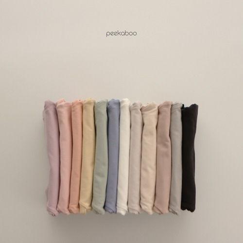 PEEKABOO - BRAND - Korean Children Fashion - #Kfashion4kids - Nodal Easywear