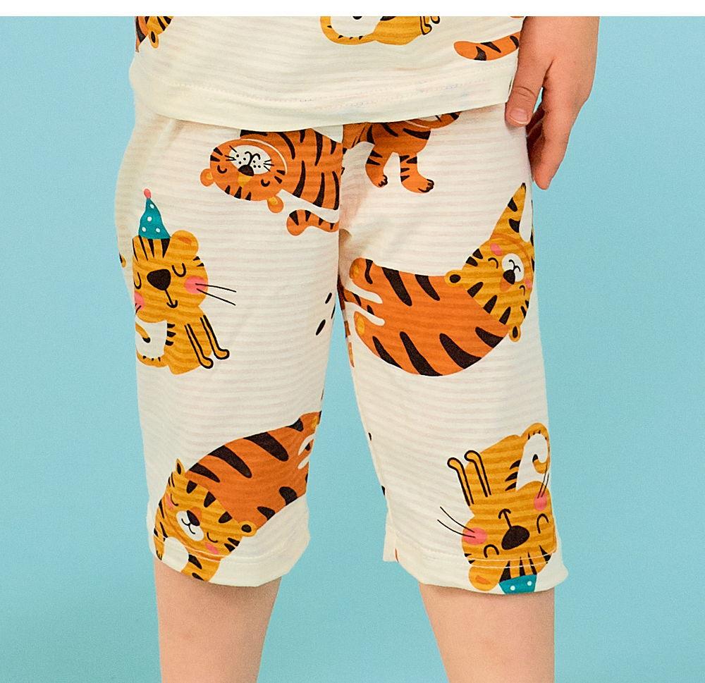 TTASOM - Korean Children Fashion - #Kfashion4kids - Tiger Easywear - 4