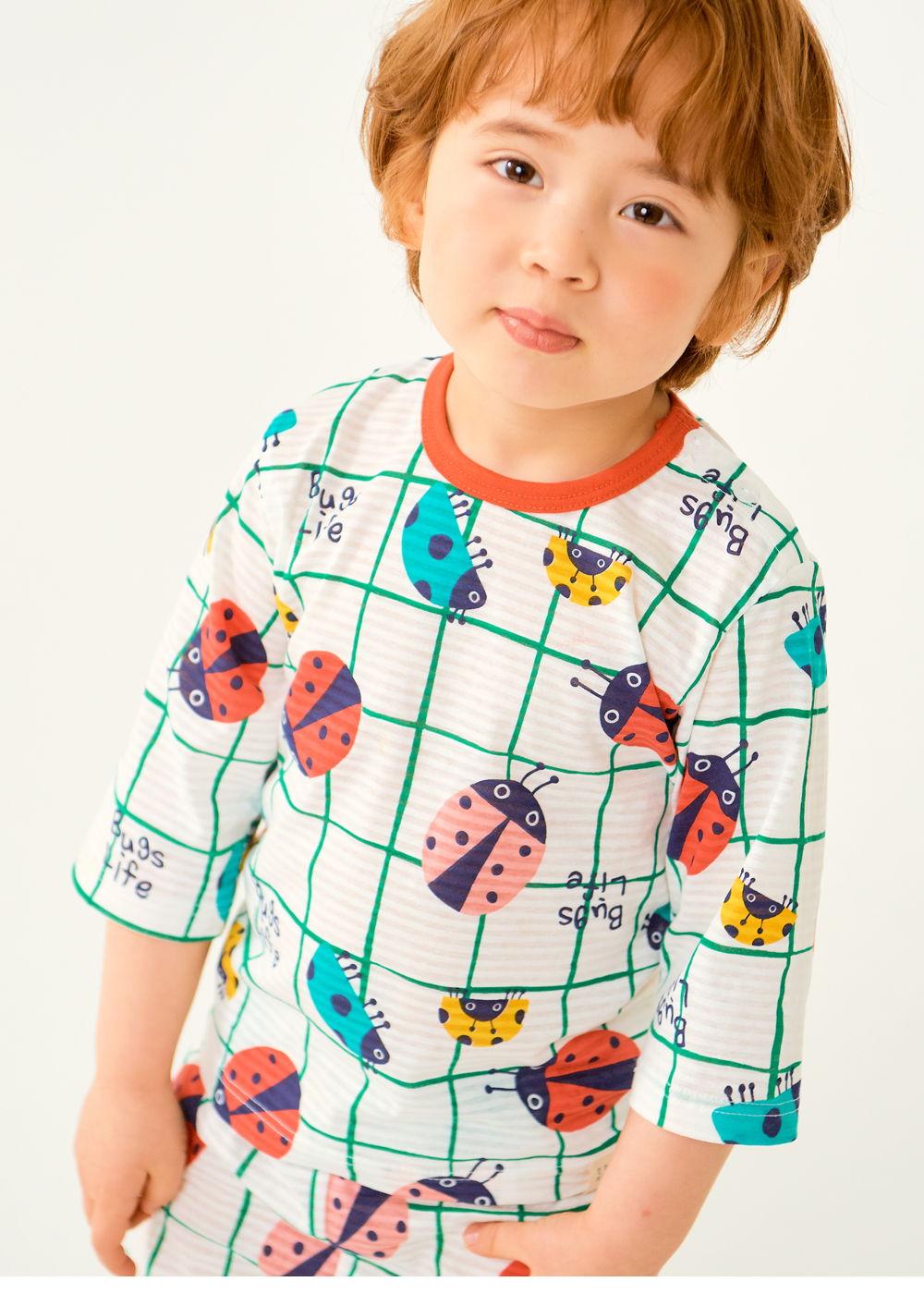 TTASOM - Korean Children Fashion - #Kfashion4kids - Bugs Life Easywear - 3