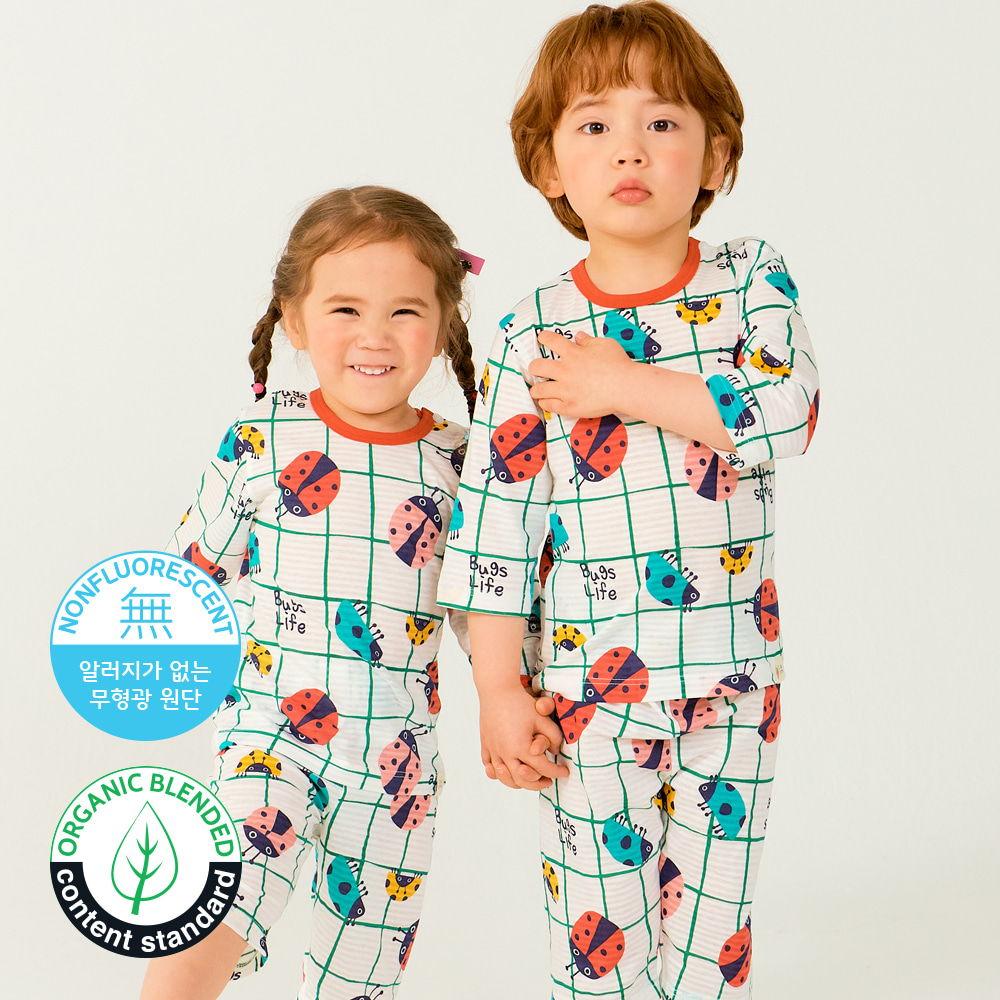 TTASOM - BRAND - Korean Children Fashion - #Kfashion4kids - Bugs Life Easywear