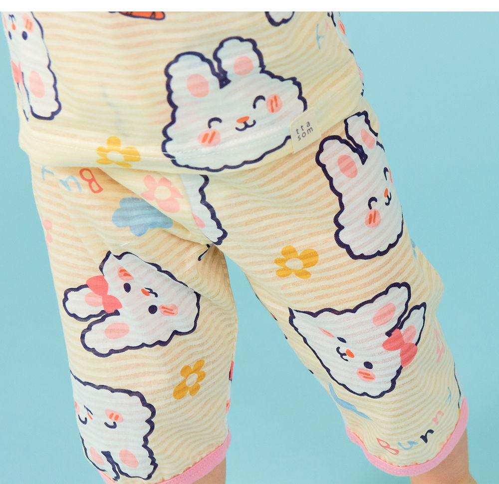 TTASOM - Korean Children Fashion - #Kfashion4kids - Soft Rabbit Easywear - 4