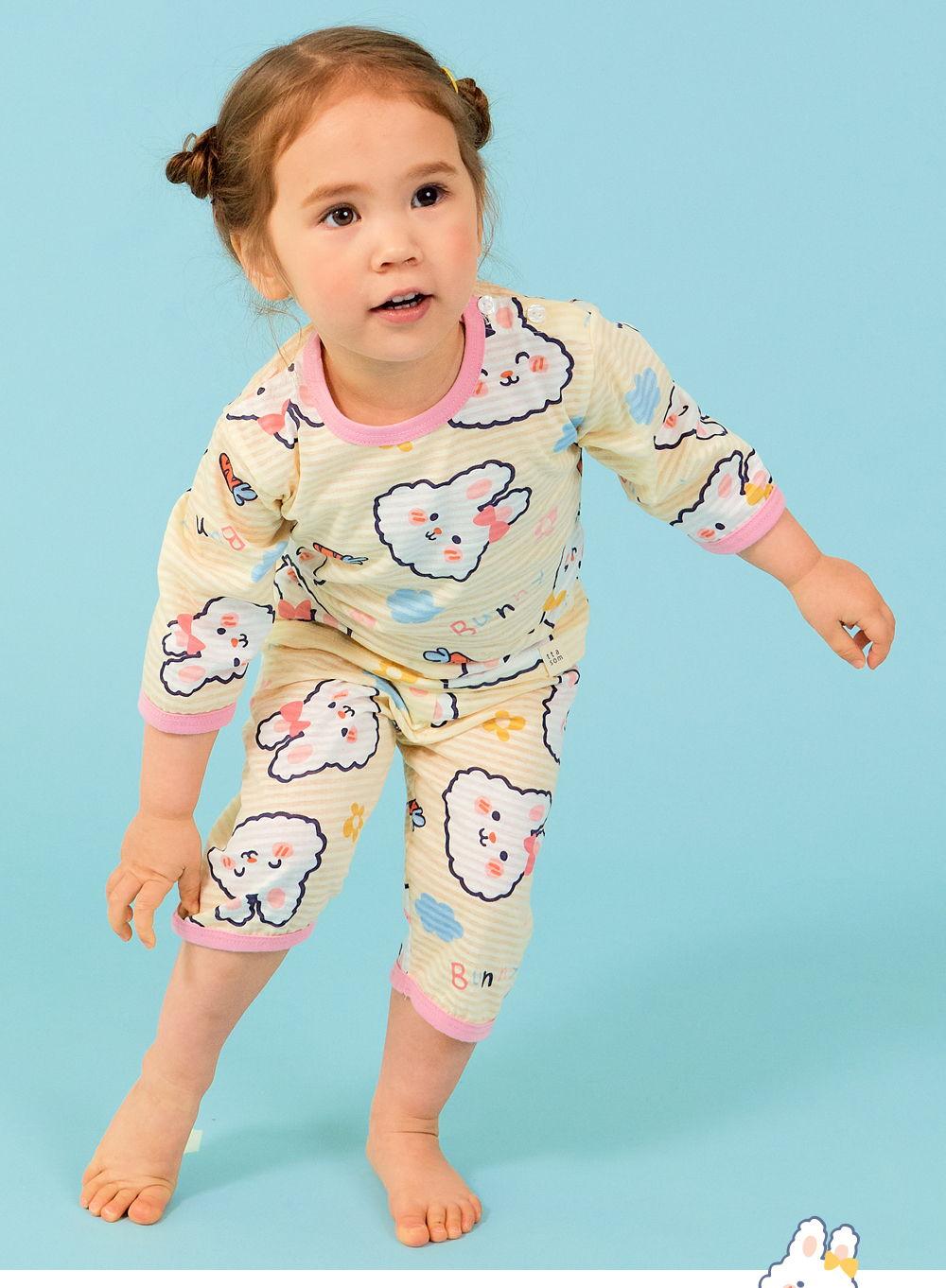 TTASOM - Korean Children Fashion - #Kfashion4kids - Soft Rabbit Easywear - 5