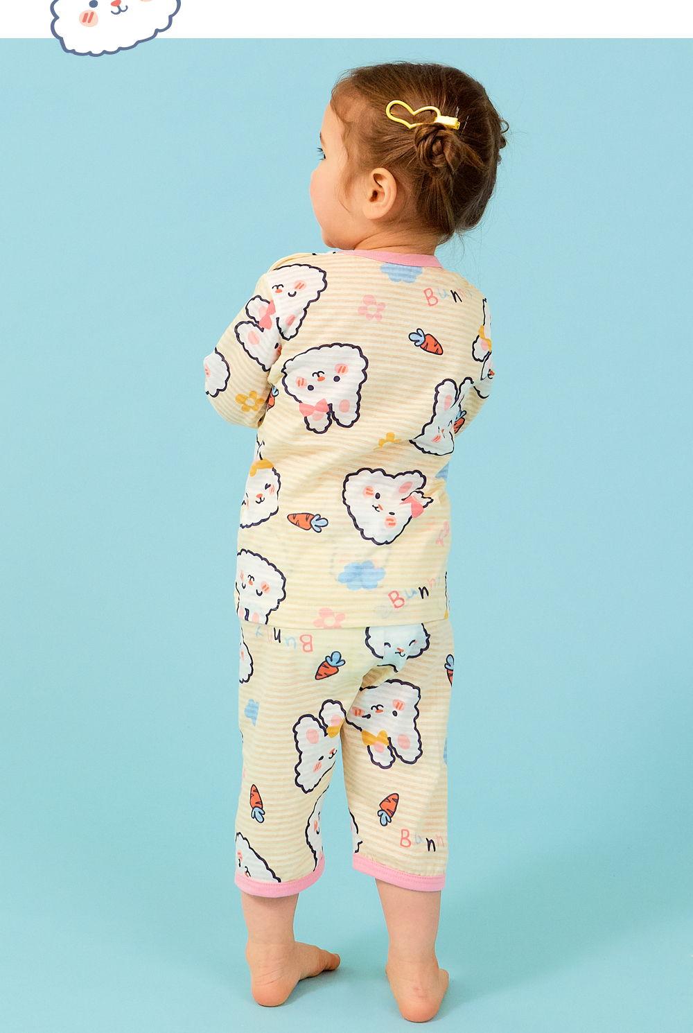 TTASOM - Korean Children Fashion - #Kfashion4kids - Soft Rabbit Easywear - 7