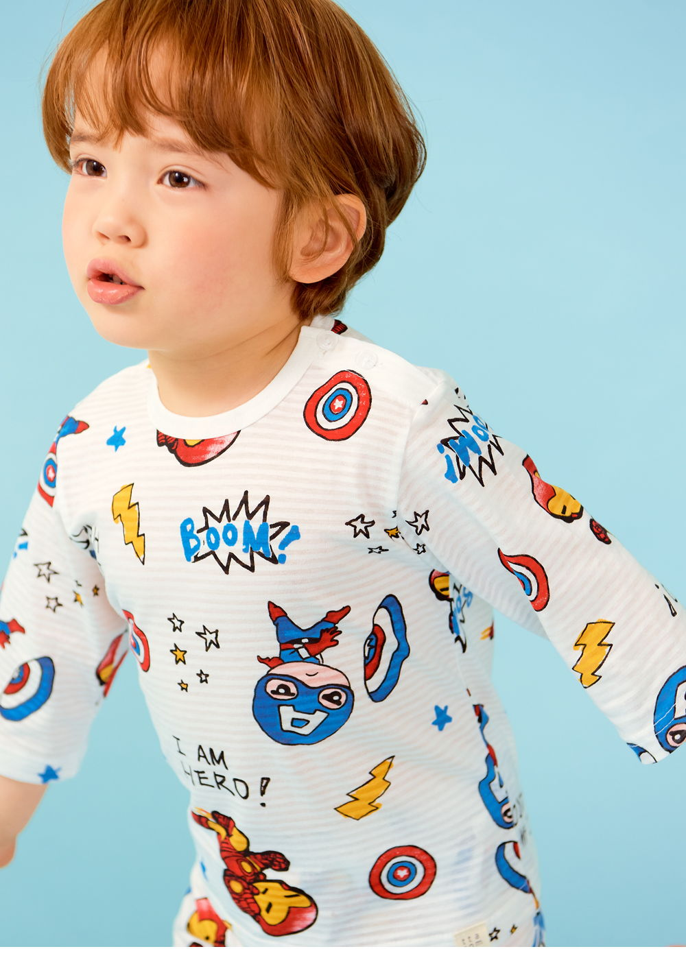 TTASOM - Korean Children Fashion - #Kfashion4kids - Hero Park Easywear - 3
