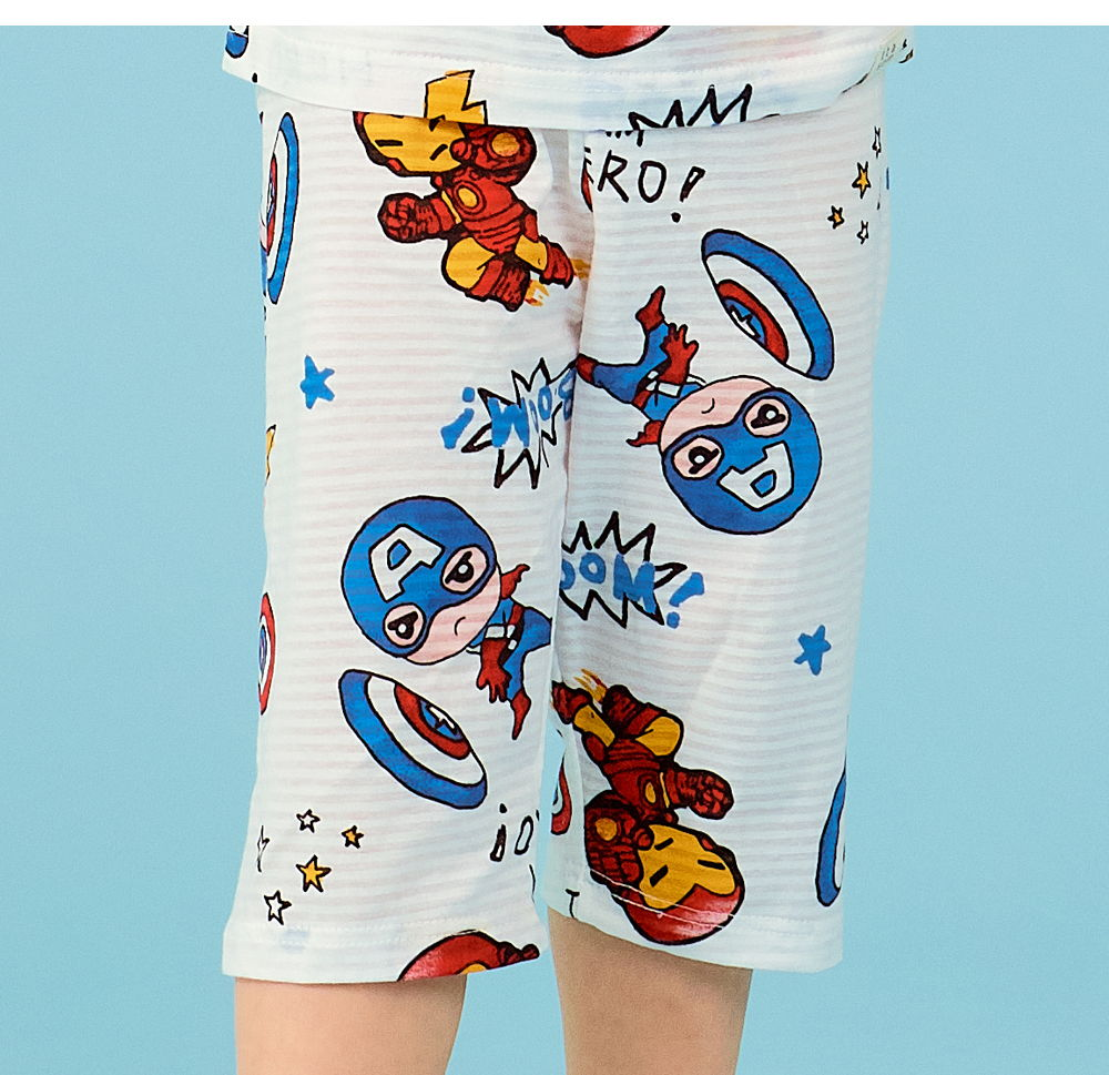 TTASOM - Korean Children Fashion - #Kfashion4kids - Hero Park Easywear - 4