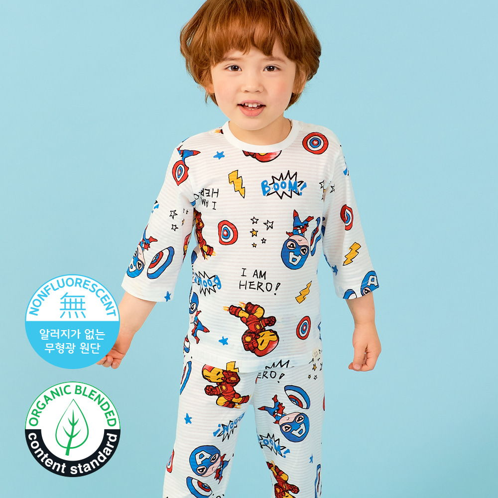 TTASOM - BRAND - Korean Children Fashion - #Kfashion4kids - Hero Park Easywear