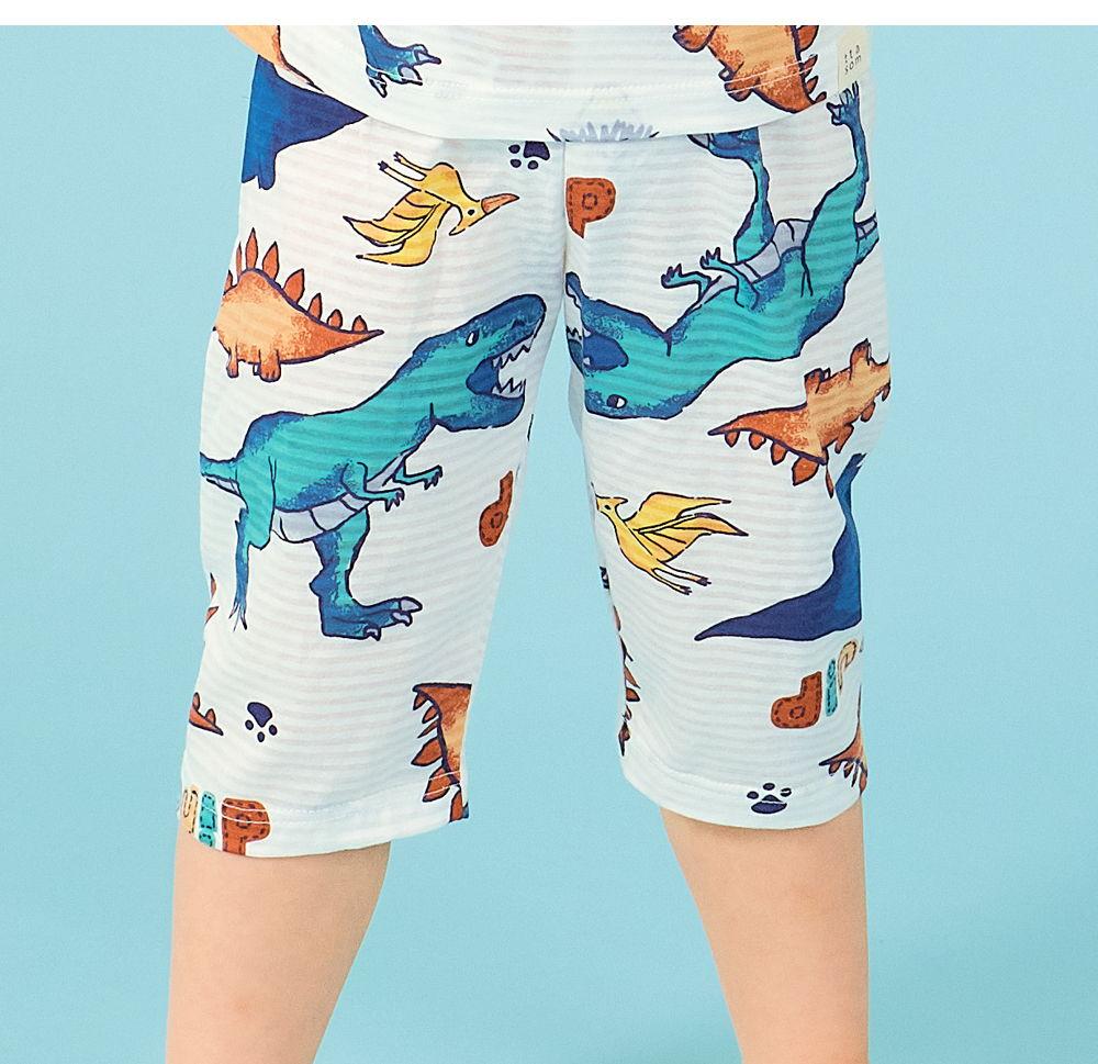 TTASOM - Korean Children Fashion - #Kfashion4kids - Find Dinosaur Easywear - 4