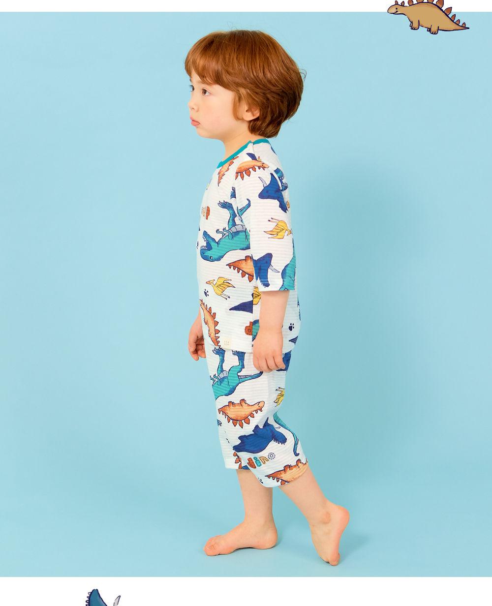 TTASOM - Korean Children Fashion - #Kfashion4kids - Find Dinosaur Easywear - 6