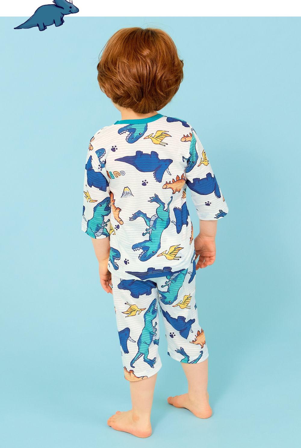 TTASOM - Korean Children Fashion - #Kfashion4kids - Find Dinosaur Easywear - 7