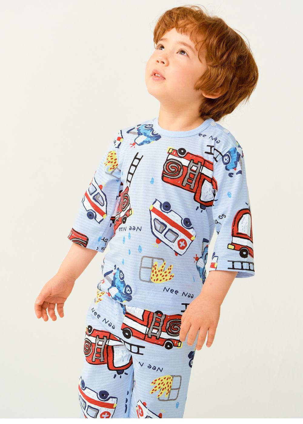 TTASOM - Korean Children Fashion - #Kfashion4kids - Peep Peep Easywear - 3