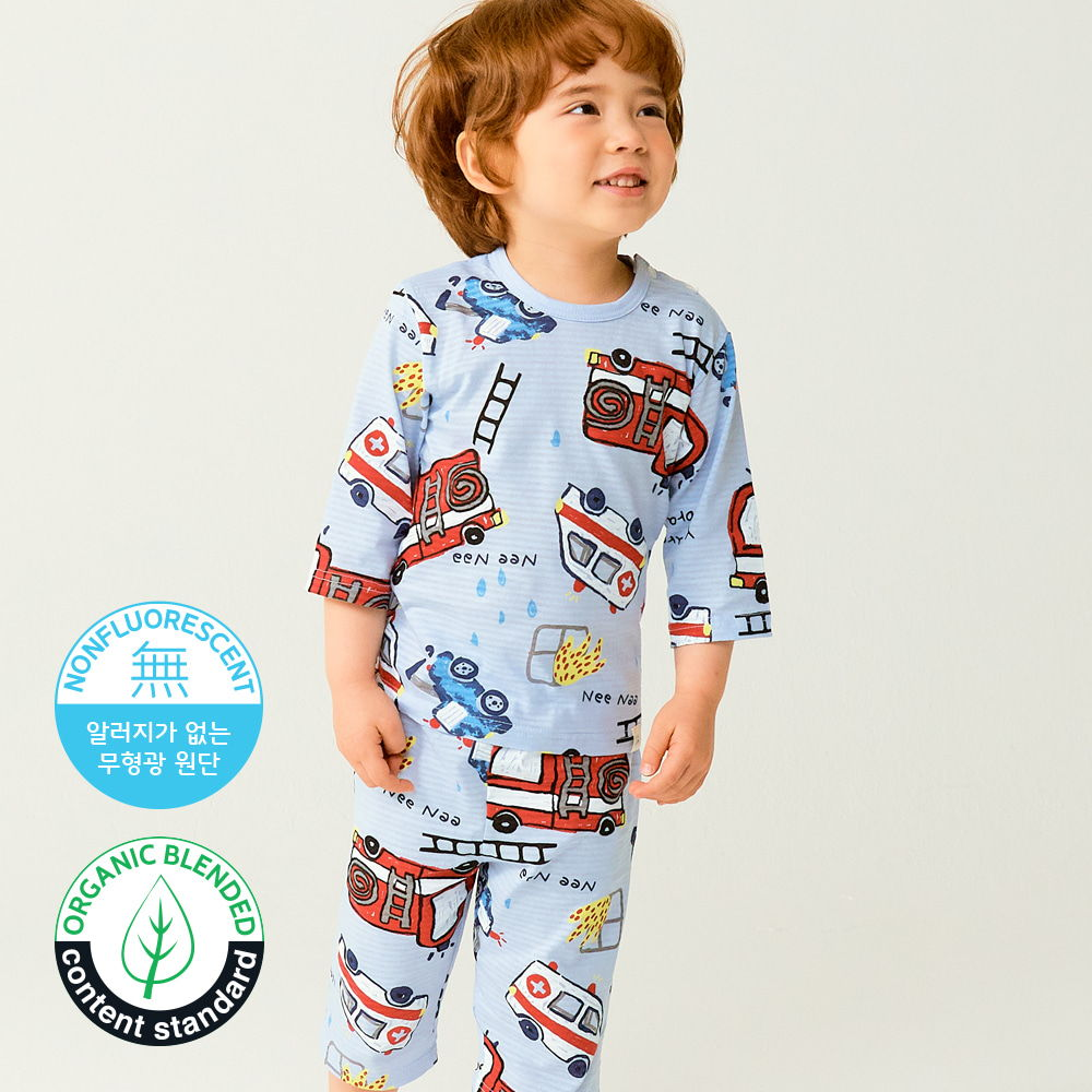TTASOM - BRAND - Korean Children Fashion - #Kfashion4kids - Peep Peep Easywear