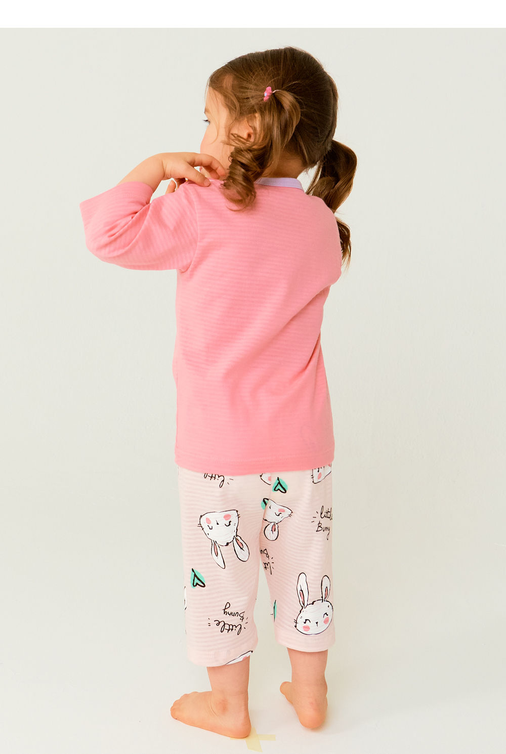 TTASOM - Korean Children Fashion - #Kfashion4kids - Smile Bunny Easywear - 7