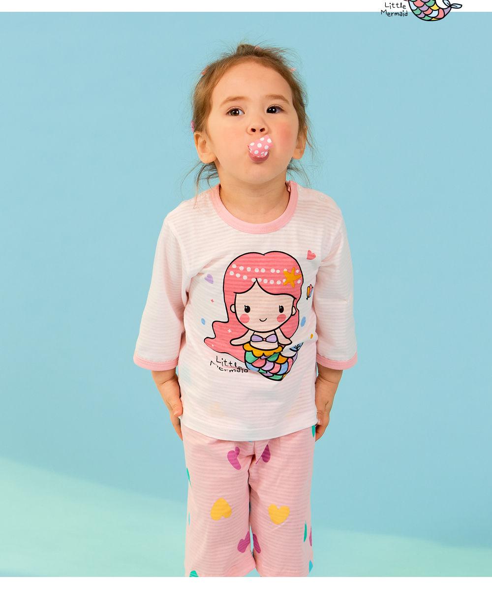 TTASOM - Korean Children Fashion - #Kfashion4kids - Heart Mermaid Easywear - 6