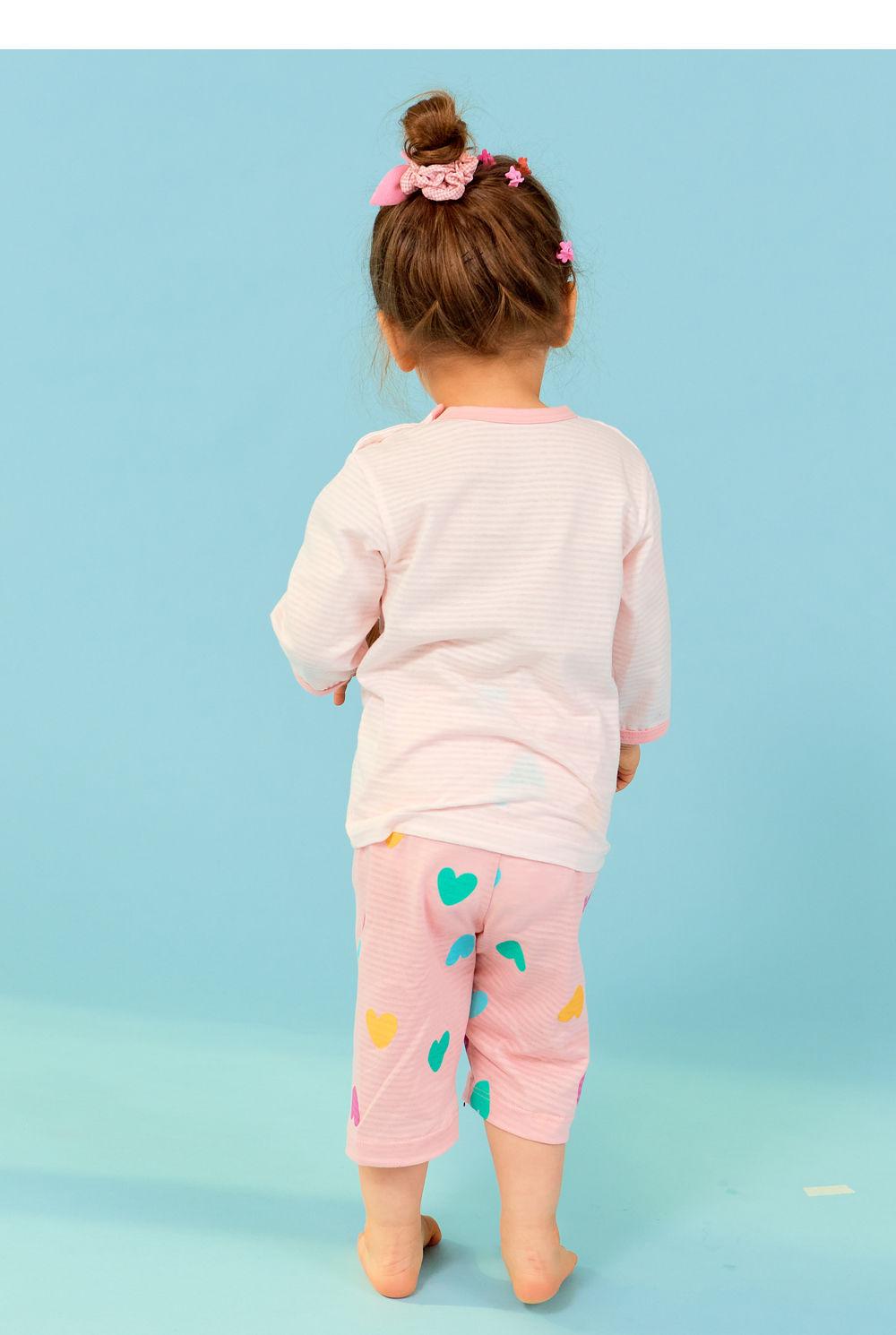 TTASOM - Korean Children Fashion - #Kfashion4kids - Heart Mermaid Easywear - 7