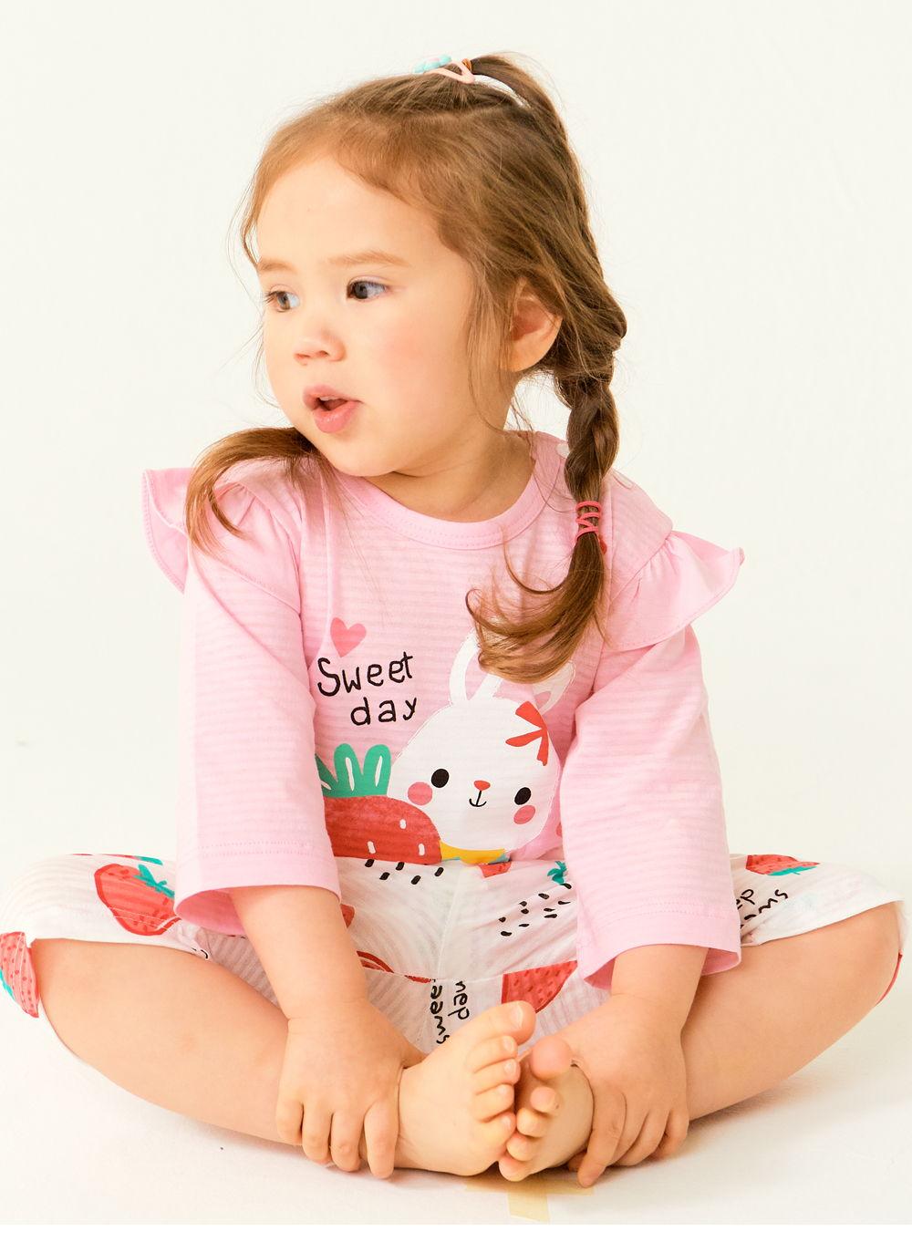 TTASOM - Korean Children Fashion - #Kfashion4kids - Sweet Day Easywear - 5