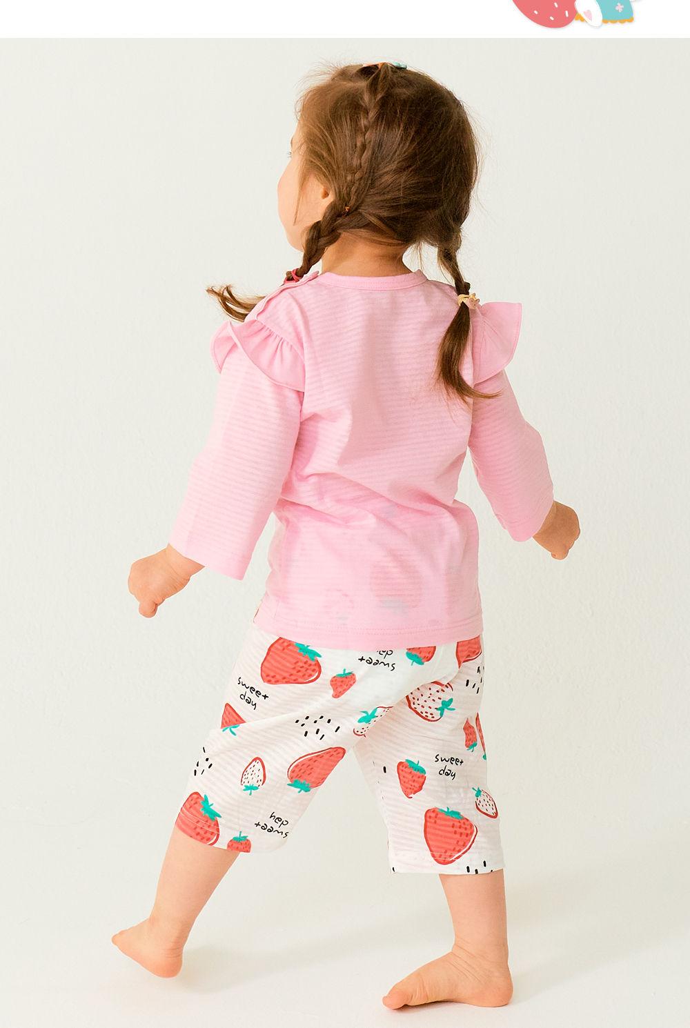 TTASOM - Korean Children Fashion - #Kfashion4kids - Sweet Day Easywear - 7