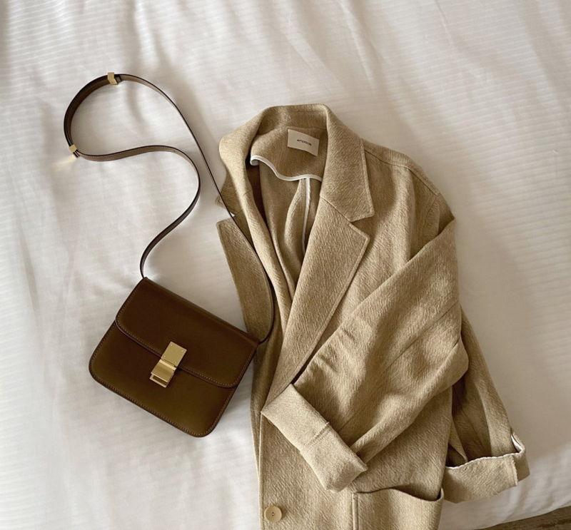 AFTERGLOW - Korean Women Fashion - #Kfashion - Ludia Linen Jacket - 3