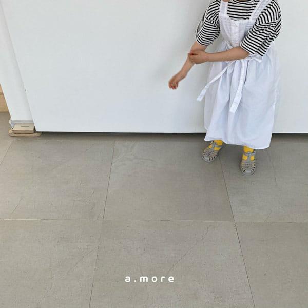 AMORE - Korean Children Fashion - #Kfashion4kids - Mom Mini Smile Tee - 4