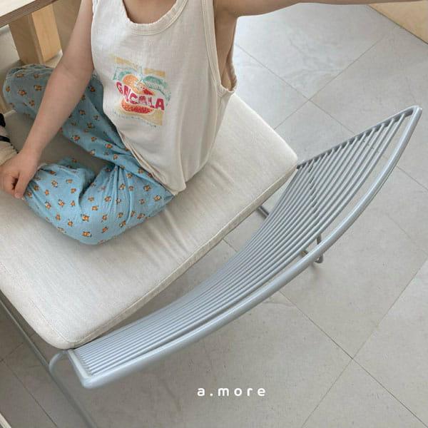 AMORE - Korean Children Fashion - #Kfashion4kids - Mom Floral Pants - 8