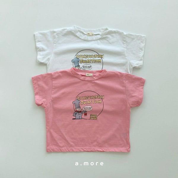AMORE - Korean Children Fashion - #Kfashion4kids - Mom Fat Person Tee - 2