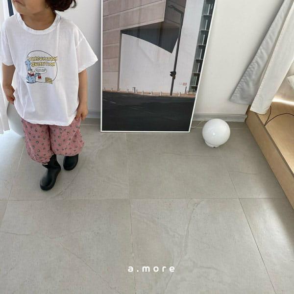 AMORE - Korean Children Fashion - #Kfashion4kids - Mom Fat Person Tee - 4