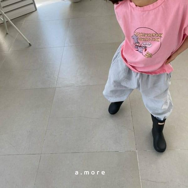 AMORE - Korean Children Fashion - #Kfashion4kids - Mom Fat Person Tee - 7