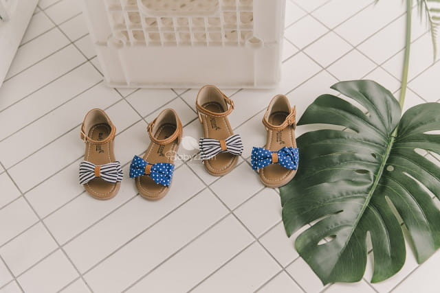 BABYZZAM - BRAND - Korean Children Fashion - #Kfashion4kids - Girlish Sandals